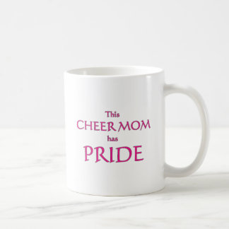 ¡La mamá de la alegría tiene orgullo! Mamá orgullo Taza De Café