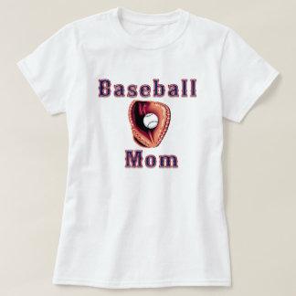 La mamá del béisbol… accionó por el cafeína con playera