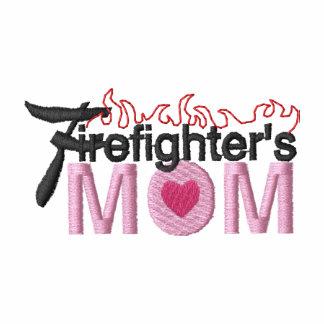 La mamá del bombero