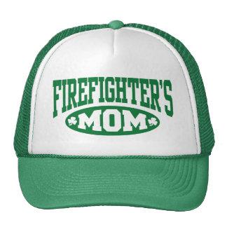 La mamá del bombero gorro