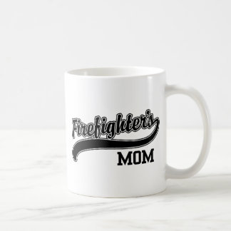 La mamá del bombero tazas de café