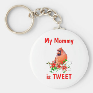 La mamá es dulce llavero personalizado