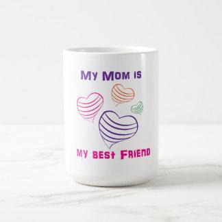 La mamá es mi taza del mejor amigo