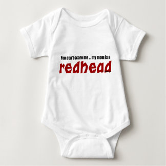 La mamá es un Redhead Remeras
