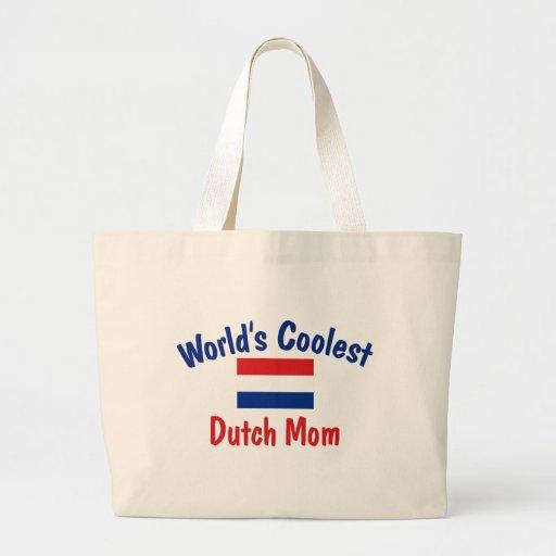La mamá holandesa más fresca bolsas