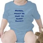 La mamá infantil de la enredadera casa al papá camiseta