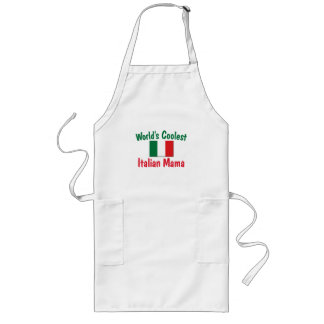 La mamá italiana más fresca delantal