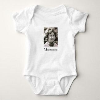 La mamá Lenore Romney del mitón Body Para Bebé