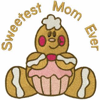 La mamá más dulce del pan de jengibre
