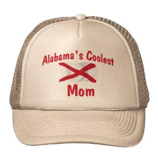 La mamá más fresca de Alabama Gorro De Camionero