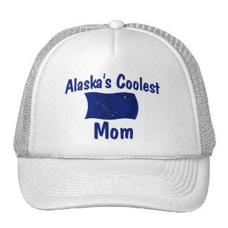 La mamá más fresca de Alaska Gorro De Camionero