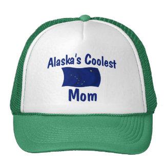 La mamá más fresca de Alaska Gorras De Camionero