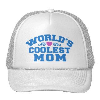 La mamá más fresca del mundo gorros