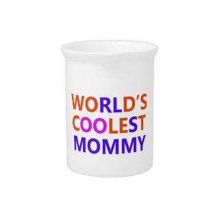 la mamá más fresca jarrón