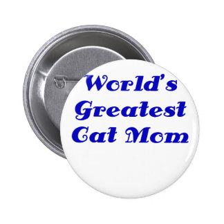 La mamá más grande del gato de los mundos
