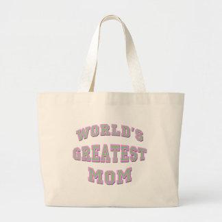 La mamá más grande del mundo bolsas