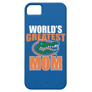 La mamá más grande del mundo iPhone 5 carcasa