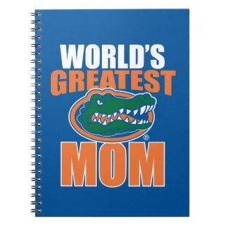 La mamá más grande del mundo libro de apuntes
