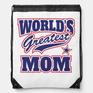 La mamá más grande del mundo mochilas
