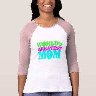 La MAMÁ MÁS GRANDE del MUNDO multi T Shirts