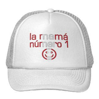 La Mamá Número 1 - mamá del número 1 en Peruvian Gorro