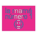 La Mamá Número 1 - mamá del número 1 en Postal