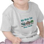 La mamá Outswim la camiseta infantil superada Outb