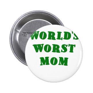 La mamá peor de los mundos pins
