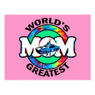 La mamá que compite con más grande del mundo postales