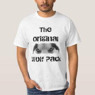 La manada de lobos original playeras