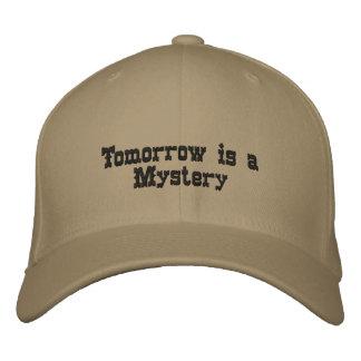 La mañana es un misterio gorra de béisbol