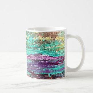 La mañana se ha roto taza de café