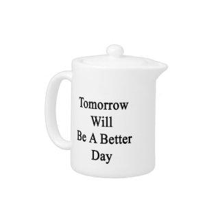 La mañana será un mejor día