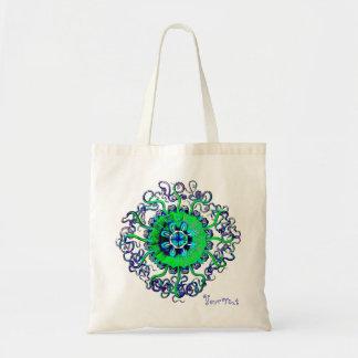 La mandala de las medusas añade la su bolsa de asa