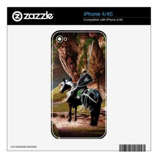 La manera adelante skins para iPhone 4S
