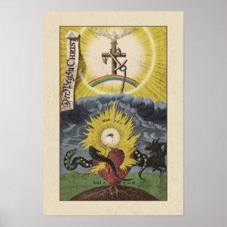 """""""La manera al poster de Cristo"""" Jacob Bohme"""