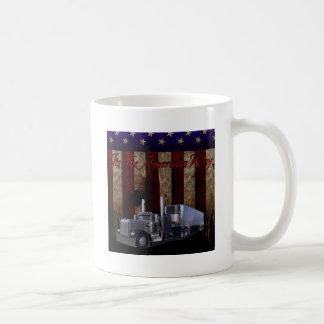 La manera americana taza de café