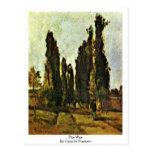La manera de Camille Pissarro Postales