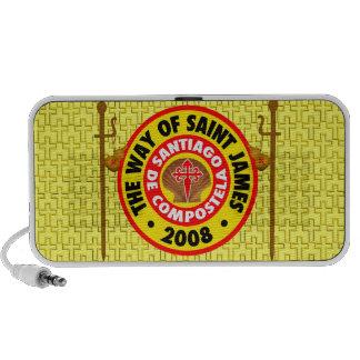 La manera de San Jaime 2008 iPod Altavoces