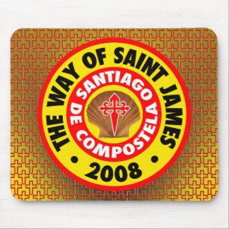 La manera de San Jaime 2008 Tapetes De Ratón