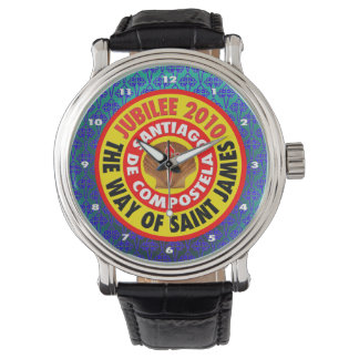 La manera de San Jaime 2010 Relojes De Pulsera