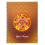 La manera de San Jaime 2011 Cuadernos
