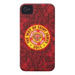 La manera de San Jaime 2011 iPhone 4 Case-Mate Protectores