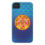 La manera de San Jaime 2011 Case-Mate iPhone 4 Protectores