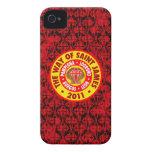 La manera de San Jaime 2011 Case-Mate iPhone 4 Coberturas