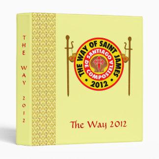 """La manera de San Jaime 2012 Carpeta 1"""""""