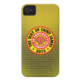 La manera de San Jaime 2012 iPhone 4 Case-Mate Fundas