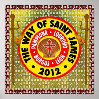 La manera de San Jaime 2012 Póster