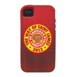 La manera de San Jaime 2012 Vibe iPhone 4 Carcasa