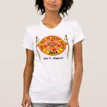 La manera de San Jaime 2014 Camisetas